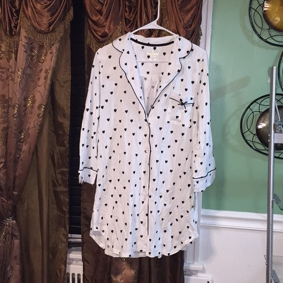kate spade Other - Kate spade Nightgown size L NWT